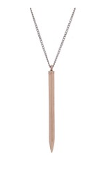 Gabriela Artigas  Teardrop Stick Necklace