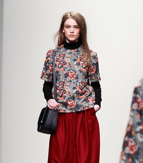 See The Full Collection: Karen Walker F/W 14