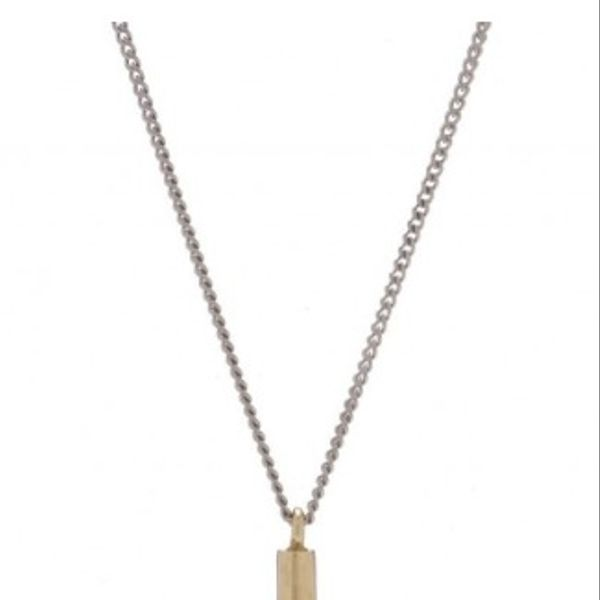 Gabriela Artigas  Gabriela Artigas Yellow Stick Necklace