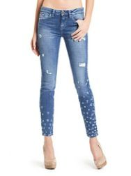 Guess Guess Floral Jeans