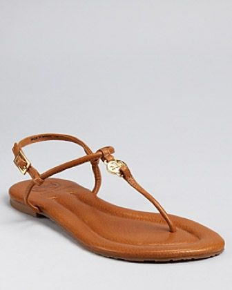 Tory Burch  Tory Burch Emmy Flat Sandals