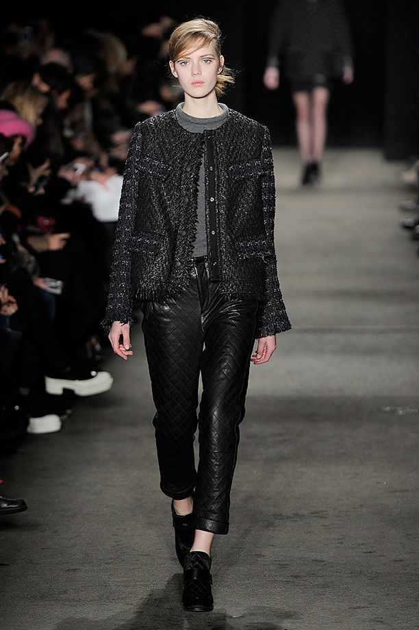 Show of the Day: Rag & Bone F/W 2013