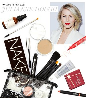 The Powder, Lipstick, & Mascara Julianne Hough Swears By