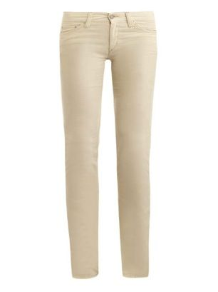 Isabel Marant Etoile  Isabel Marant Etoile Iti Skinny Corduroy Trousers