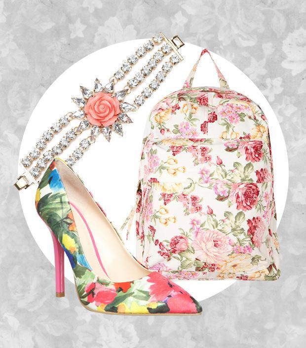 10 floral accessories under $100.