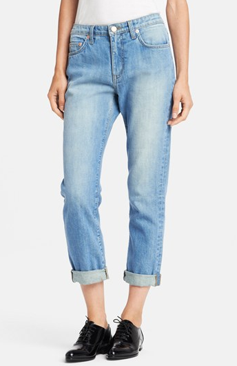 Band of Outsiders Boyfriend Jeans