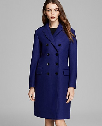 Burberry London Inverness Oversized Coat