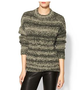10 Crosby Derek Lam Crew Neck Knit Sweater
