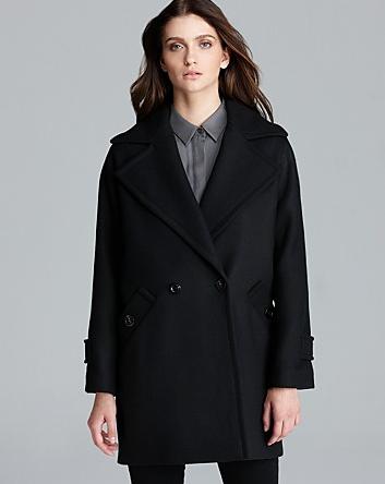 Trina Turk Nancy Doublecloth Coat