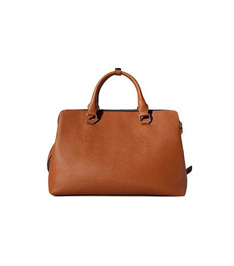 Zara City Bag With Strap