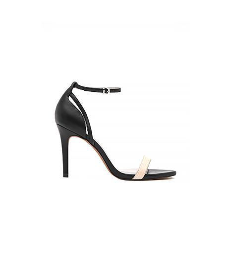 Reiss Malva Single Strap Sandals