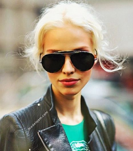 8 Things We Learned From Russian Model Sasha Luss