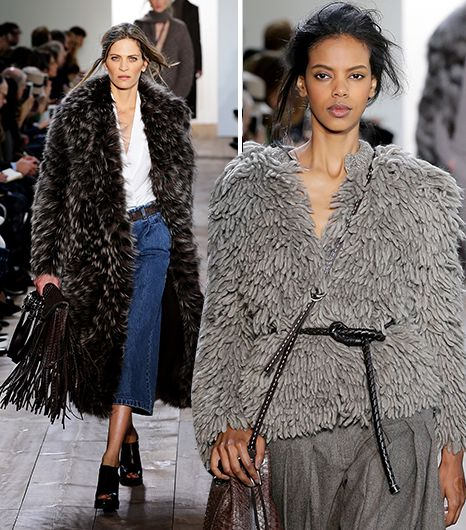 See The Full Collection: Michael Kors F/W 14