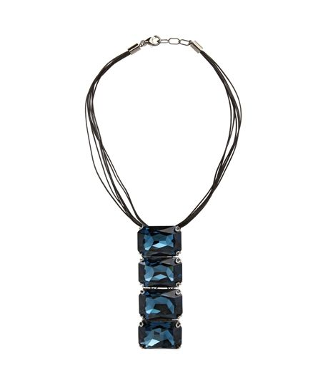 Santo Spirito Firenze Rocks Crystal Pendant Necklace