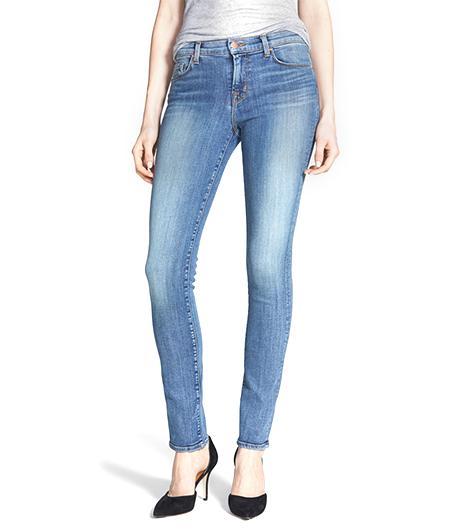 J Brand 'Rail' Mid Rise Straight Leg Jeans
