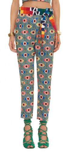 Mara Hoffman Mid-Rise Slouch Pants