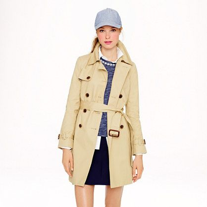 J.Crew Collection Icon Trench