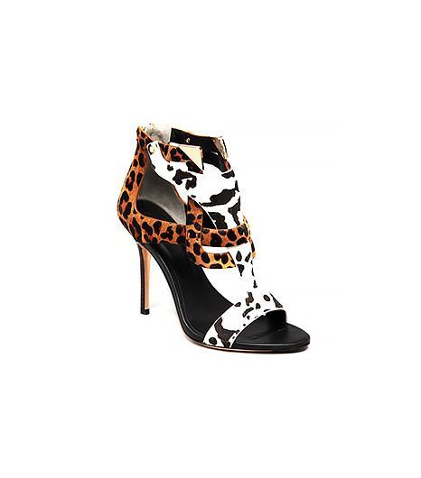 Rachel Roy Larson Leopard Print Sandals