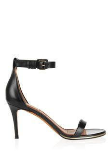 Givenchy Gold Line Sandals