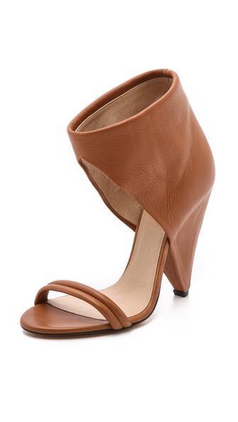 IRO Saika Cone Heels Sandals