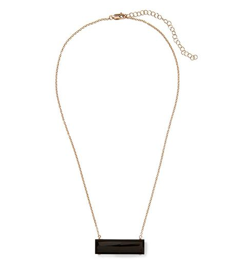 Heather Hawkins Float Bar Necklace
