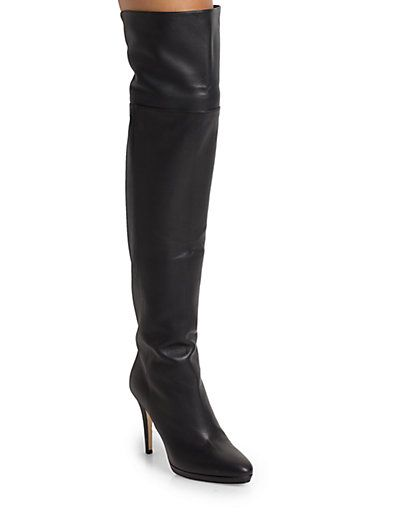 Jimmy Choo Gypsy Leather Over-The-Knee Boots
