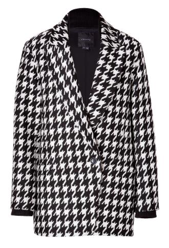 Theory Wool Blend Danvey Brookline Coat