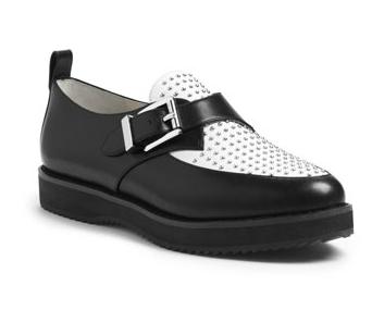 MICHAEL Michael Kors Dakota Perforated Loafers