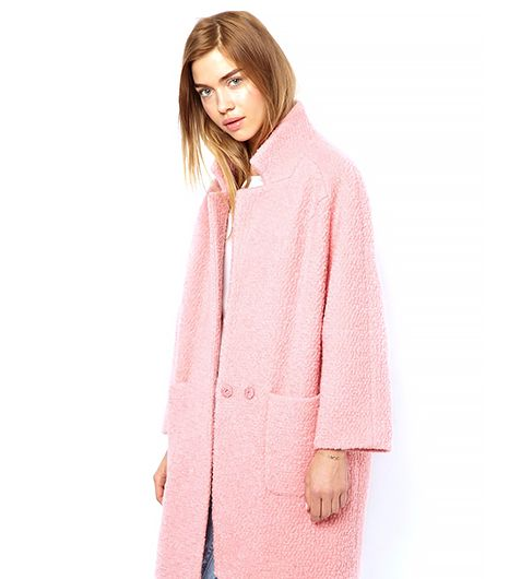 Ganni Poodle Coat