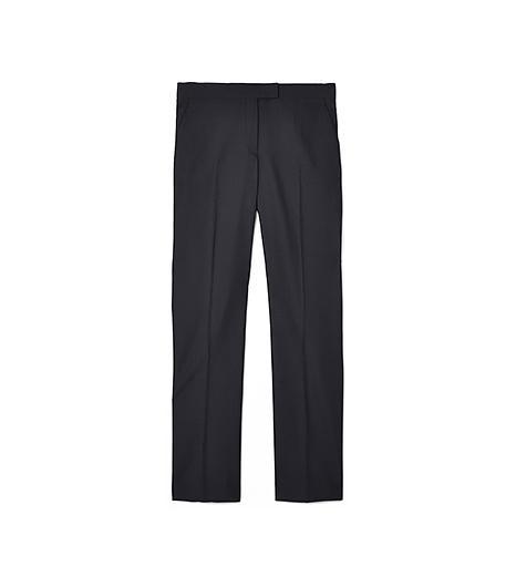 COS Denim Look Wool Trousers