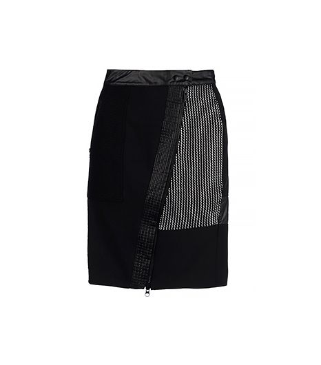 Elizabeth & James Knee Length Skirt