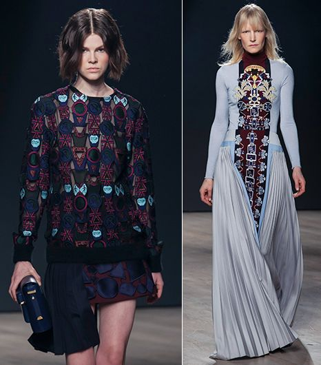 See The Full Collection: Mary Katrantzou F/W 14