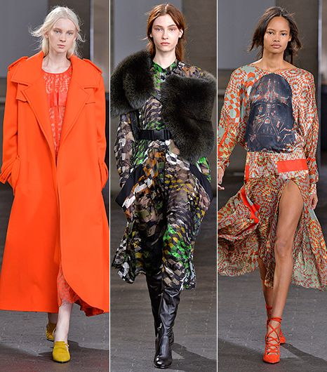 See The Full Collection: Preen by Thornton Bregazzi F/W 14
