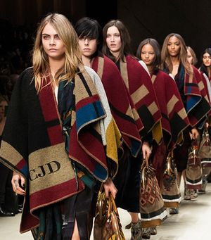 See The Full Collection: Burberry Prorsum F/W 14