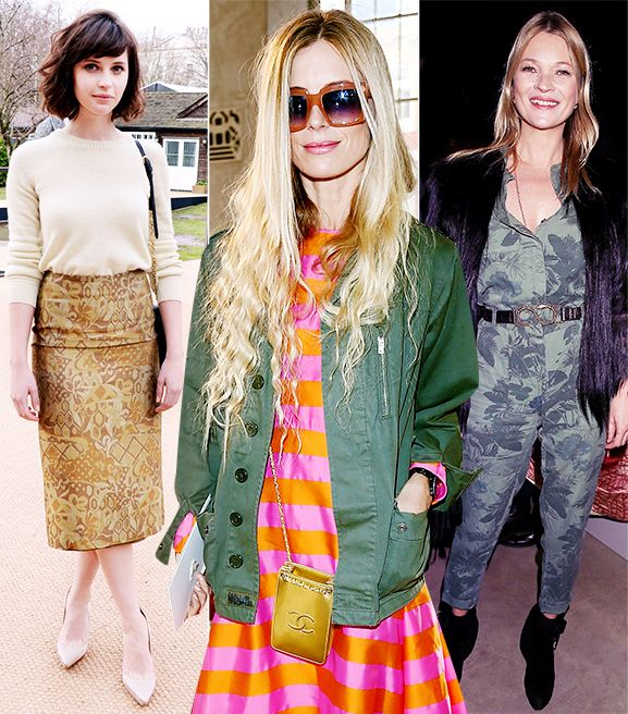What Was She Wearing: London Fashion Week Front Row Edition
