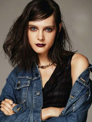 Grunge Is Back with Flare
