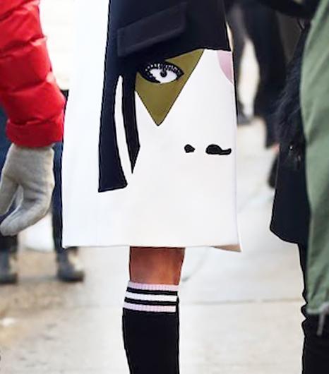 Prada's Street Style Domination