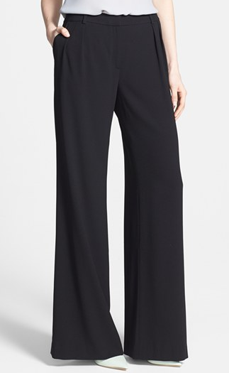 Chelsea28 Pleated Wide Leg Pants