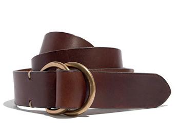 Madewell Doubleback Belt