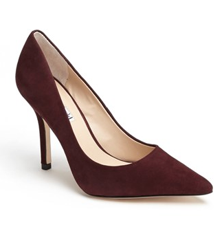 Charles by Charles David Sway II Suede Pumps