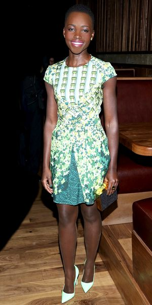 Lupita Nyong'o Makes Us Green With Envy