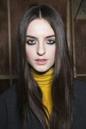 Backstage Beauty: Topshop Unique F/W 2014
