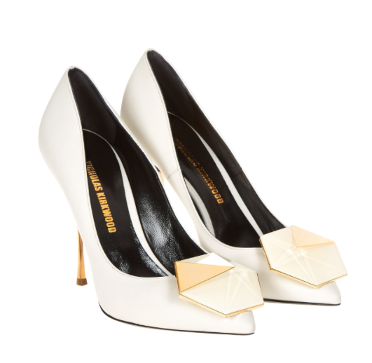Nicholas Kirkwood Hexagon Pumps