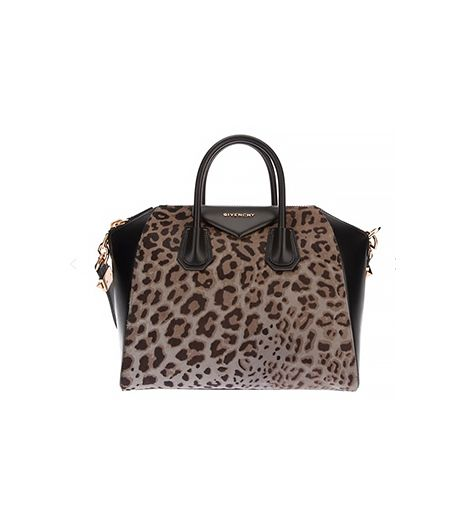 Givenchy Givenchy Medium Animal Print Antigona