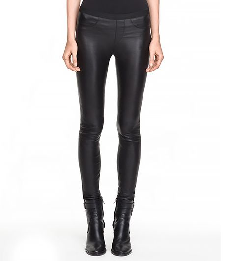 Helmut Lang Helmut Lang Stretch Leather Legging