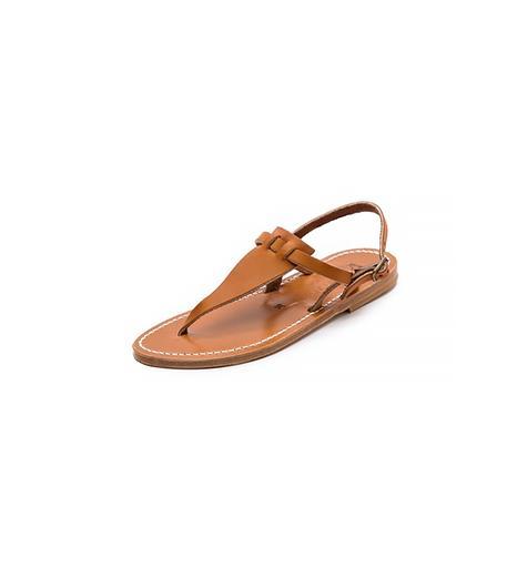 K Jacques K Jacques Cyrus Flat Sandals