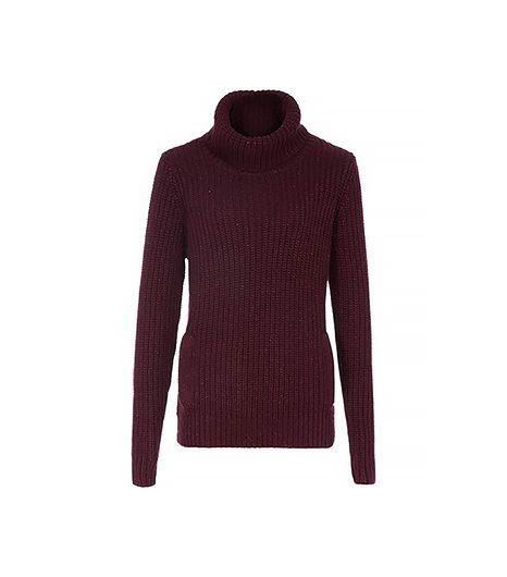 Reiss Asto Chunky Roll Neck Jumper