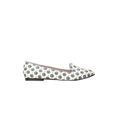Forever 21 Retro Polka Dot Loafers