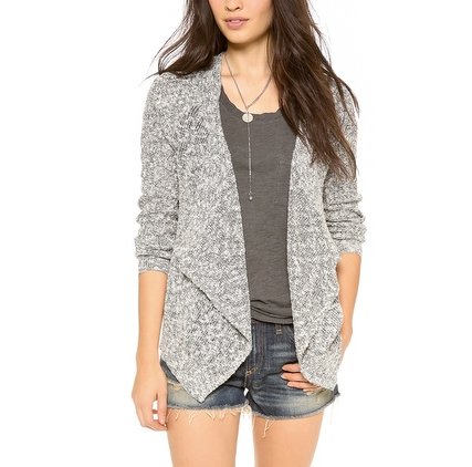 Feel The Piece Hudson Cardigan