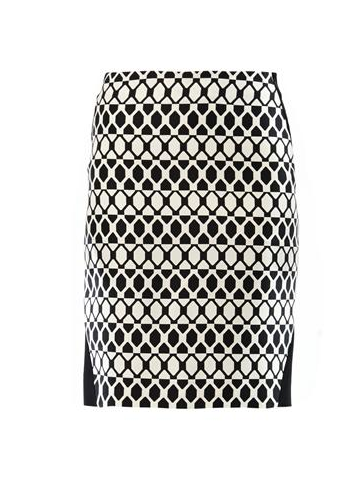 Diane von Furstenberg Emma Mikado Skirt
